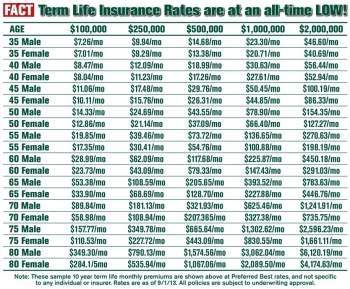 Allianz Life, Term Life Insurance