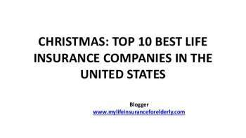 Top 10 Mexican life, P C insurers by premiums - BNamericas