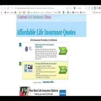 How to Compare Term Life Insurance Quotes -