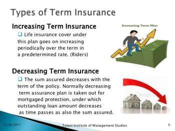 Instead of Decreasing Term Life Insurance, Here's a Better Strategy