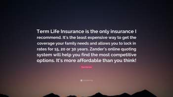 Which Life Insurance Policy Is Better For Your Family - Term Life or Whole Life Insurance