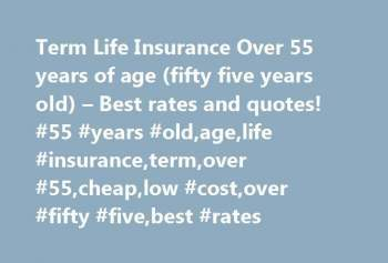 Home - Life Insurance Quotes, Term Life Insurance Rates