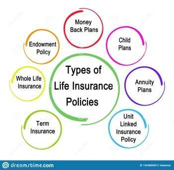 Types of Life Insurance -