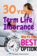Buy insurance