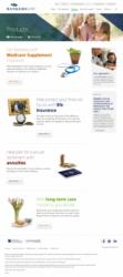 Online life insurance comparison