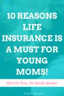Get term life insurance